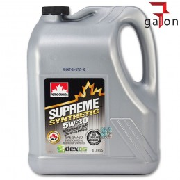 PETRO-CANADA SUPREME SYNTHETIC 5W30 4L | Sklep Online Galonoleje.pl