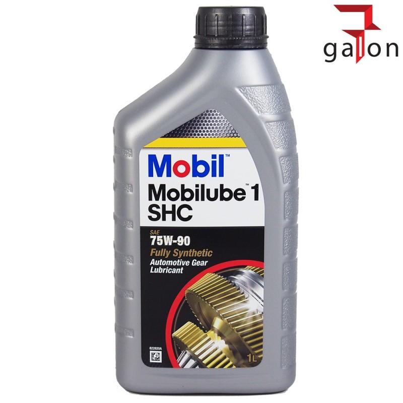 MOBIL MOBILUBE 1 SHC 75W90 1L   Sklep Online Galonoleje.pl