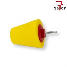 HONEY CONE 85mm Żółty - stożek polerski - SklepOnlineGalonoleje.pl