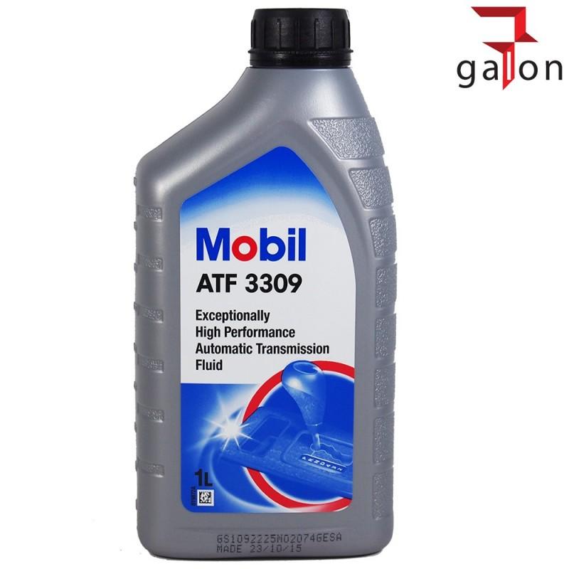 Olej do skrzyń automatycznych MOBIL ATF 3309 1L | Sklep Online Galonoleje.pl