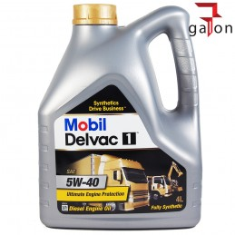 MOBIL DELVAC 1 5W40 4L
