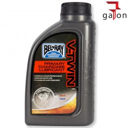BEL-RAY V-TWIN PRIMARY CHAINCASE LUBRICANT 1L | Online Galonoleje.pl