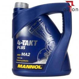 MANNOL 4-TAKT PLUS 10W40 4L | Sklep Online Galonoleje.pl