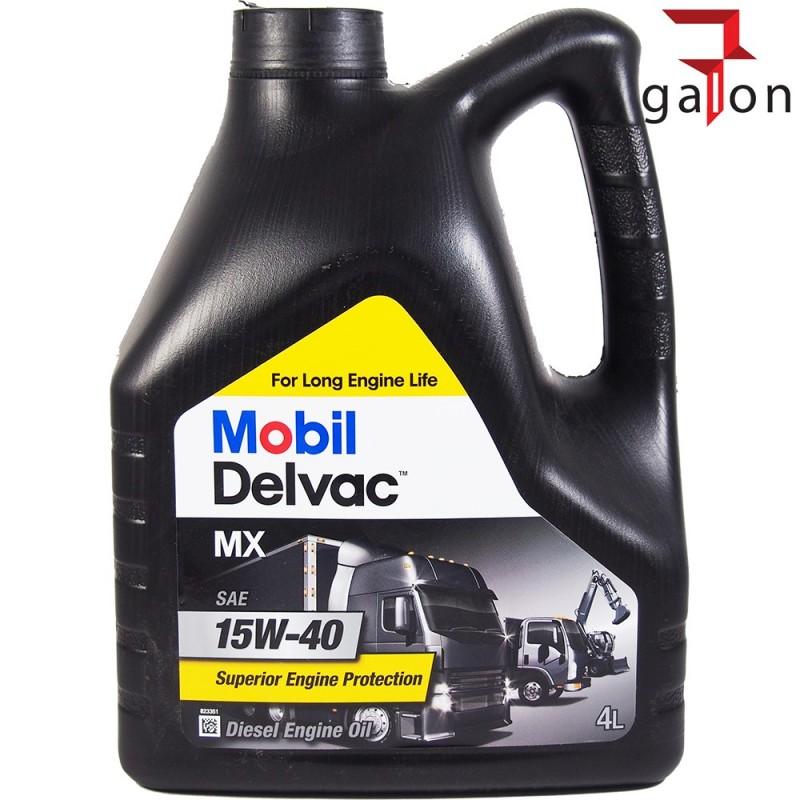 MOBIL DELVAC 1 MX 15W40 4L
