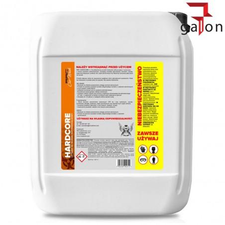 RR CUSTOMS HARDCORE 5L - zasadowy preparat do ciężkich zabrudzeń