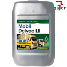MOBIL DELVAC 1 LE 5W30 20L | Sklep Online Galonoleje.pl