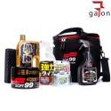 SOFT99 SET BASIC Dark & Black z kuferkiem| Sklep Online Galonoleje.pl