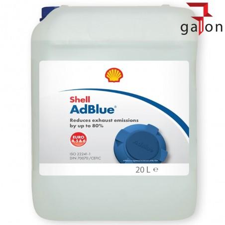 SHELL ADBLUE 20L - płyn katalityczny DPF