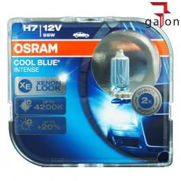 OSRAM H7 12V 55W COOL BLUE INTENSE