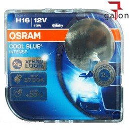 OSRAM COOL BLUE INTENSE H16 12V 19W PGJ19-3