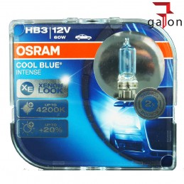 OSRAM COOL BLUE INTENSE HB3 12V 60W P20d