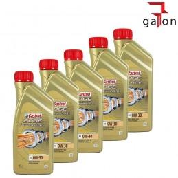 CASTROL EDGE PROFESSIONAL A5 0W30 5L | Sklep Online Galonoleje.pl