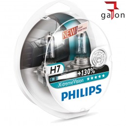 PHILIPS X-tremeVision 130% H7 12V 55W PX26d