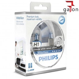 PHILIPS WhiteVision XENON EFFECT H1 12V 55W PX26d