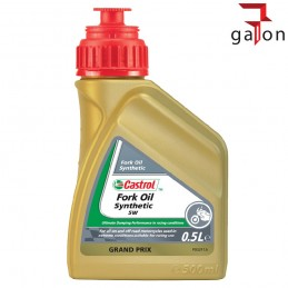 CASTROL FORK OIL SYNTHETIC 5W 500ML | Sklep Online Galonoleje.pl