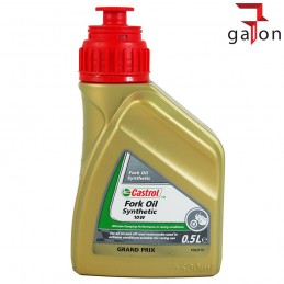 CASTROL FORK OIL SYNTHETIC 10W 500ML | Sklep Online Galonoleje.pl
