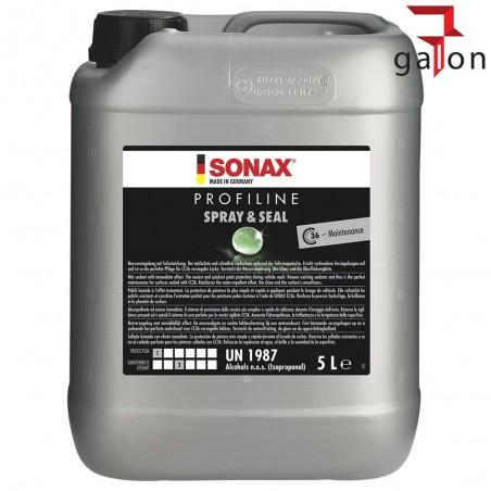 SONAX PROFILINE SPRAY & STEAL 5L 243500 - powłoka ochronna na lakier
