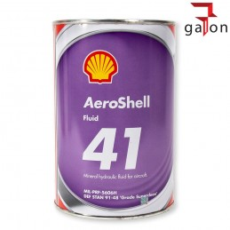SHELL AEROSHELL FLUID 41 946ml do klapy BMW|Sklep Online Galonoleje.pl