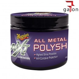 MEGUIARS NXT GENERATION ALL METAL POLISH 142g