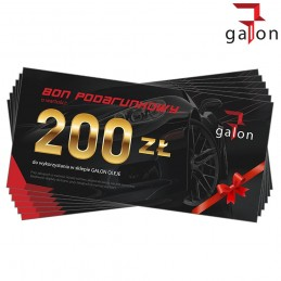 BON PODARUNKOWY o wartości 200zł | Sklep Online Galonoleje.pl