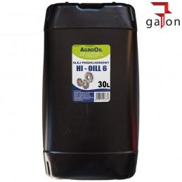 AGROOIL HI-OIL 6 80W 30L olej przekładniowy|Sklep Online Galonoleje.pl