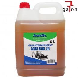 AGROOI AGRI BOX 26 5L - olej hydrauliczno-przekładniowy, odpowiednik BOXOL 26