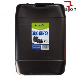 AGROOIL AGRI BOX 26 20L - olej hydrauliczno-przekładniowy, odpowiednik BOXOL 26