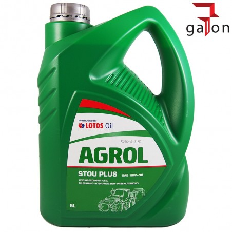 LOTOS AGROL STOU PLUS 10W30 5L