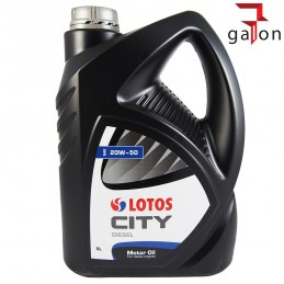 LOTOS CITY DIESEL 20W50 5L