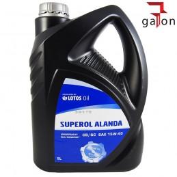 LOTOS SUPEROL ALANDA CB/SC 15W40 5L