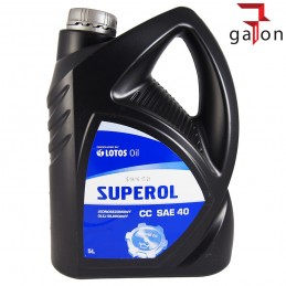 LOTOS SUPEROL CC 40 5l CC40