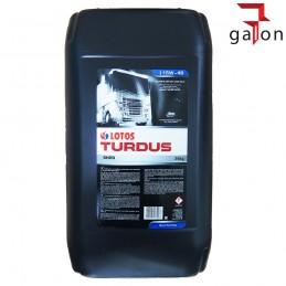 LOTOS TURDUS SHPD 15W40 26KG 30L | Sklep Online Galonoleje.pl