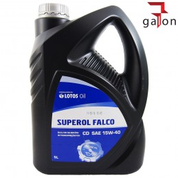 LOTOS SUPEROL FALCO CD 15W40 5L