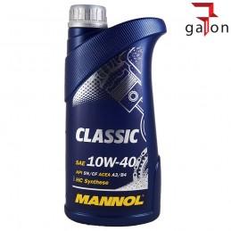 MANNOL CLASSIC 10W40 1L| Sklep Online Galonoleje.pl
