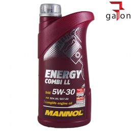 MANNOL ENERGY COMBI LL C3 5W30 1L