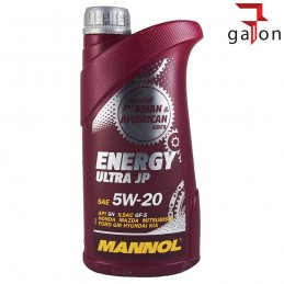 MANNOL ENERGY ULTRA JP 5W20 1L