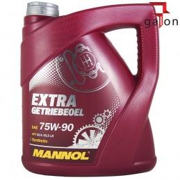 MANNOL EXTRA GETRIEBEOLE 75W90 GL4/GL5 LS 4L