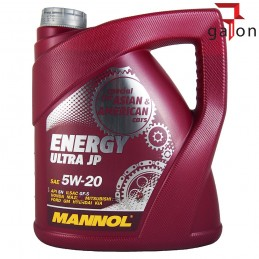 MANNOL ENERGY ULTRA JP 5W20 4L