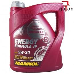 MANNOL ENERGY FORMULA JP 5W30 4L