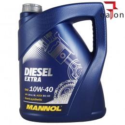 MANNOL DIESEL EXTRA 10W40 5L | Sklep Online Galonoleje.pl