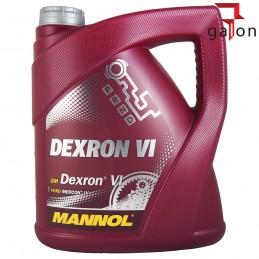 MANNOL DEXRON VI 4L | Sklep Online Galonoleje.pl