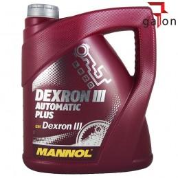 MANNOL DEXRON III AUTOMATIC PLUS 4L