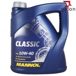 MANNOL CLASSIC 10W40 5L | Sklep Online Galonoleje.pl