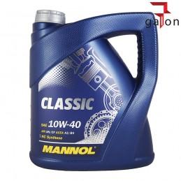 MANNOL CLASSIC 10W40 4L | Sklep Online Galonoleje.pl