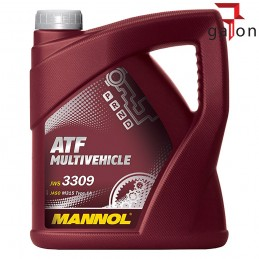 MANNOL ATF MULTIVEHICLE JWS3309 4L