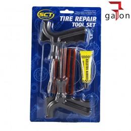 MANNOL TIRE REPAIR TOOL SET 9328 zestaw do naprawy opon | Sklep Online Galonoleje.pl