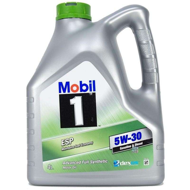 MOBIL 1 ESP 5W30 4L | Sklep Online Galonoleje.pl