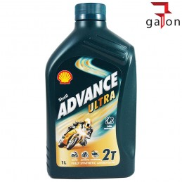 SHELL ADVANCE ULTRA 2T 1L - Sklep Online Galonoleje.pl