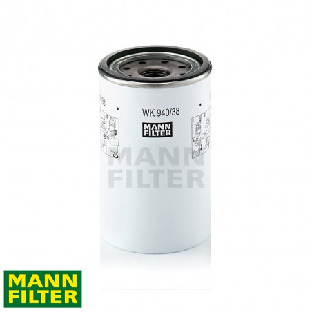 MANN FILTR PALIWA WK 940/38 x