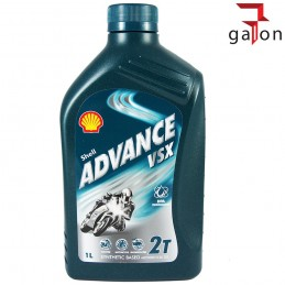 SHELL HELIX ADVANCE VSX 2T 1L